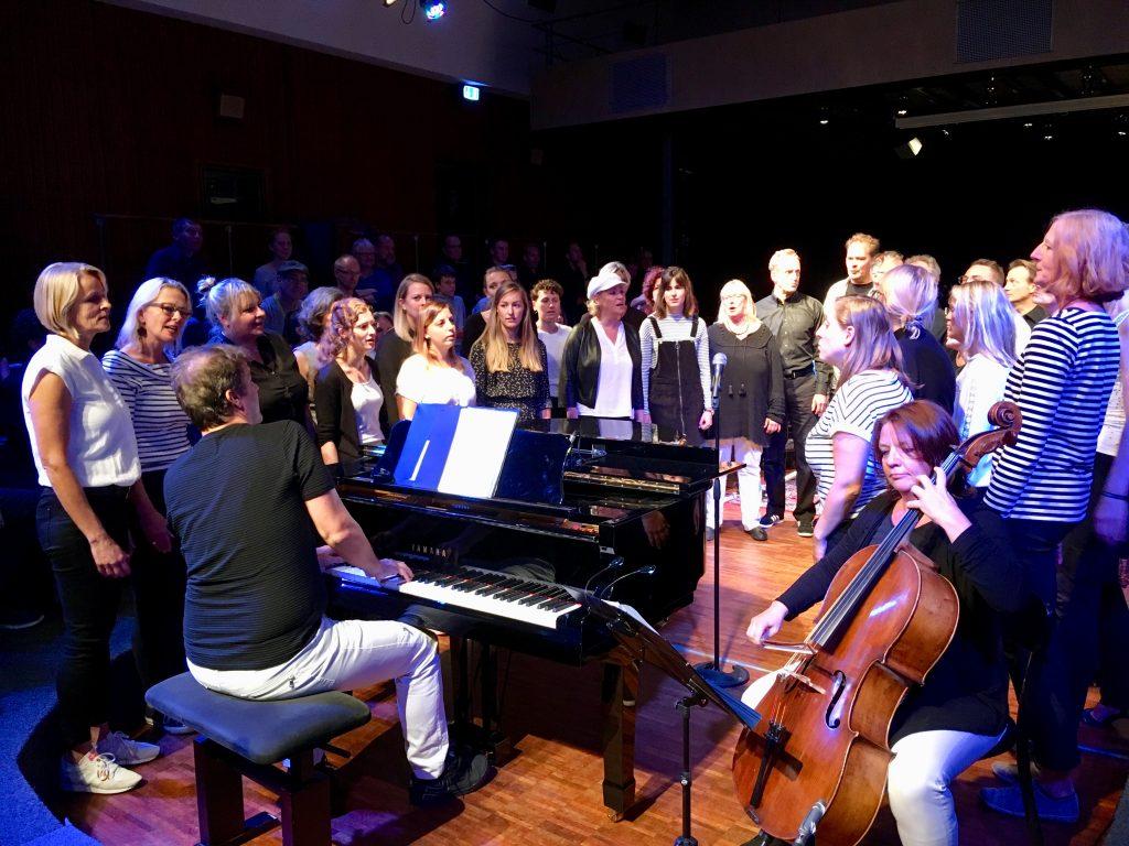Querbeat Konzert Köln